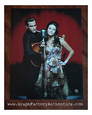 GFA Walk the Line Movie  * REESE WITHERSPOON * Signed 11x14 Photo MH1 COA