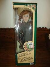 IRWIN Anne of Green Gables Waiting at the Station New in Box 1989