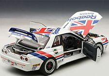 Autoart NISSAN SKYLINE GT-R (R32) GROUP A 1990 REEBOK #1 1/18 New! In Stock!