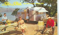 CALIFORNIA,, EL MONTE SILVER STREAK TRAVEL TRAILER ADV REPRODUCTION (CA-E MISC*)