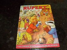 THE RUPERT Annual - Daily Express - Year 1980 - UK Annual