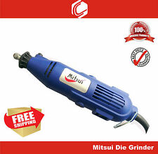 MITSUI M1537 Mini Die Grinder with Flexible Shaft & Table Stand