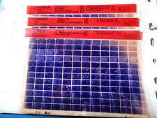 Volvo camion F4 : Parts catalogue 3 microfiches