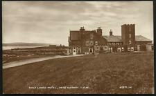 Fort Island, Isle of Man. Golf Links Hotel # 85971 by Valentine's.