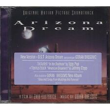 GORAN BREGOVIC - Arizona dream - CD OST 2002 SIGILLATO SEALED