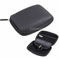 "NA 4.3"" IN CAR GPS SAT NAV HARD CASE WALLET FOR GARMIN NUVI 250W 255W 265WT"
