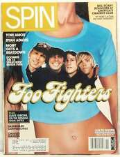 SPIN MAGAZINE FOO FIGHTERS DAVE GROHL NIRVANA RYAN ADAMS TORI AMOS MOBY RARE '02