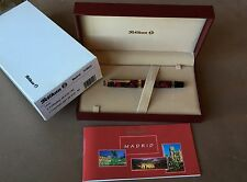 Mint Pelikan M620 Special Edition FP, City Series, Madrid