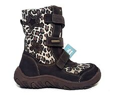 GABOR Kids Boots Girls Snow LEATHER Size 13 USA/31 EURO/12 UK.Regular Price $120