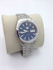 SEIKO 5 RACER AUTOMATIC 21 JEWELS MEN'S WATCH (MINT CONDITION) SERVICED