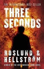 Three Seconds, Anders Roslund