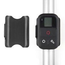 Neu WiFi Remote Clip Mount Lock Holder Adapter FÜR GoPro Hero 4 3 Selbstklebend