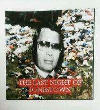 THE LAST NIGHT OF JONESTOWN (Rev Jim Jones Cult,Scientology,Nation of Islam)