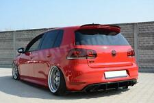 SPOILER EXTENSION VW GOLF MK6 GTI VI Gloss Black - Pick up in Melb