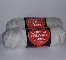 Red Heart Sandtones 4 PLY Wintuk Yarn 3 OZ Skeins 989 Same Dye Lot