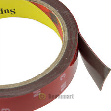 20mmx3M Automotive Acrylic Plus Double Sided Attachment Tape Car Auto Truck Van