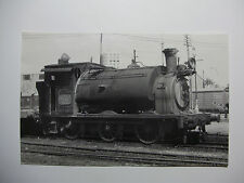 ARG185 - F.C. ROCA RAILWAY - STEAM LOCOMOTIVE No2565 PHOTO Argentina