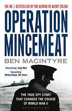 Operation Mincemeat: The True Spy Story That Changed the Course of World War II,