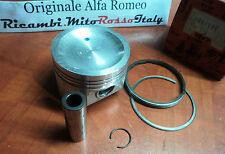 pistone completo Originale nuovo ALFA ROMEO 33 pistons genuine spare new 5893989