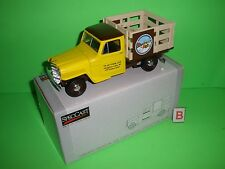 TIP UP TOWN 2001 HOUGHTON LAKE, MI 1953 JEEP WILLYS STAKE TRUCK REPLICA MODEL B