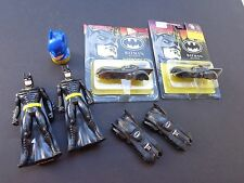 Batman Returns 1992  DieCast Batmobiles  ERTL  Topps Batman Candy Dispencers