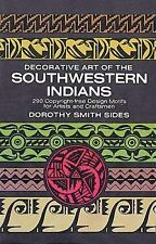 Decorative Art of the Southwestern Indians-ExLibrary