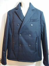 Valentino Men's Waterproof Peacoat size 52