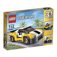 31046 FAST CAR lego creator NEW sealed box 3 in 1 PICKUP TRUCK SKID LOADER