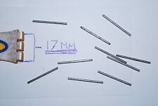 Vintage Swatch Watch 10 Replacement Metal Pins For 17mm Strap Gents Swatch Watch