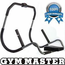 AB Crunch Sit Up Abdominal Workout Home Exercise Gym Abs Crunch Roller Machine