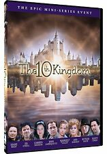 THE 10TH KINGDOM : EPIC MINISERIES EVENT (3 disc) -  DVD - REGION 1 - SEALED