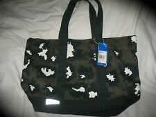 NEW Adidas Originals BLUE SHOPPER BAG Handbag M30763 CAMO RARE FROM JAPAN