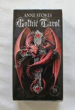 NEW Anne Stokes Gothic Tarot Deck Cards Lo Scarabeo DISCOUNTED FOR DENTED BOX