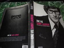 A. CHAMFORT UNE VIE SAINT LAURENT CD + LIVRE/ R MURPHY
