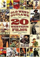 Old West Outlaws: 20 Movies (DVD, 2013, 4-Disc Set) Brand New