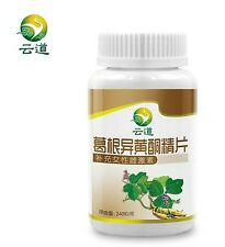 YunDao Pueraria Lobata Extract Isoflavones Tablet 120*500mg boost female hormone