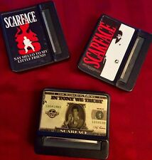 Scarface Cigarette Roller Storage Box 70mm Money Stash Case Al Pacino Rollers