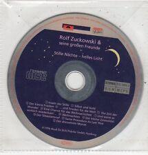 (ET738) Rolf Zuckowski & Seine Freunde, Stille Nächte - Helles Lich - 1996 CD