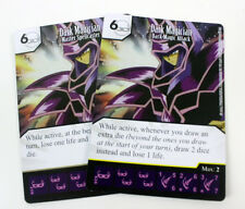 Yu-Gi-Oh! Dice Masters C+R Dark Magician (Dice Included)