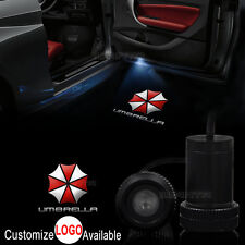 2x Car Door Resident Evil Umbrella Logo LED Welcome Laser Projector Shadow Light