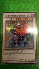 YUGIOH LEO, THE KEEPER OF THE SACRED TREE SUPER GOOD AP07-EN008