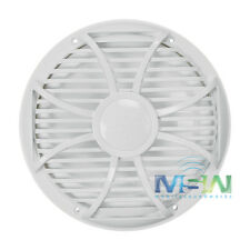 "WET SOUNDS SW-10FA-S4-W-V2 10"" SINGLE 4-OHM FREE AIR MARINE SUBWOOFER SUB WHITE"