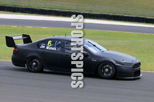 CAMERON WATERS 2017 V8 Supercar action PHOTO 12 x 8 *NEW*