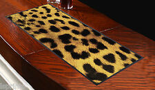 LEOPARD PRINT BAR RUNNER IDEAL FOR ANY OCCASION PUBS CLUBS SHOPS L&S PRINTS