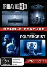 FRIDAY THE 13th 1980 / POLTERGEIST : NEW DVD