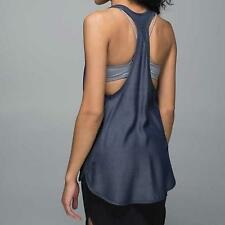 LULULEMON~TENCEL® *PRINCIPLE TANK* RELAXED RACER-BACK TUNIC TOP~10~SOLD OUT