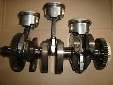 Triumph Thunderbird Sport 1999 2000 2001 Crankshaft and Rods with Pistons