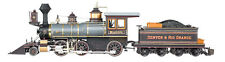 BACHMANN G  D&RG - RATON  2-6-0 & TENDER 81488 NEW RELEASE NEW IN THE BOX