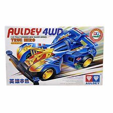 Vintage Toy 1996 AULDEY 4WD 1:32  Mini Racing Car TRUE HERO