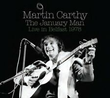THE JANUARY MAN: LIVE IN BELFAST 1978 [DIGIPAK] NEW CD